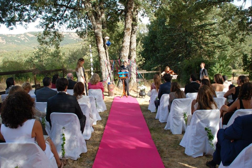 © Finca Prados Riveros - Finca para bodas en Madrid